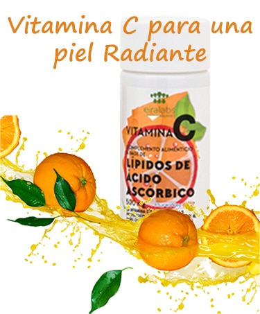 Vitamina c para piel luminosa