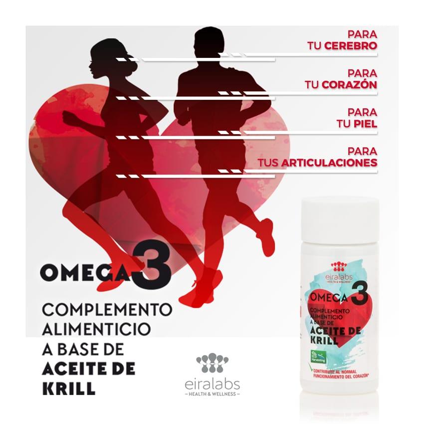 omega 3 a base de aceite de krill