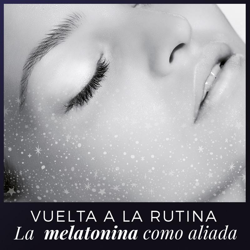Vuelta a la rutina con Night collagen Active con melatonina