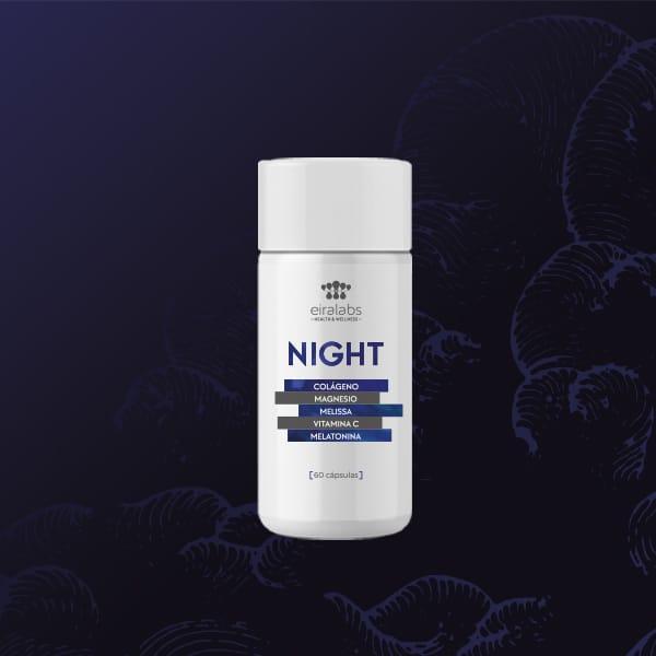 Night Collagen Active Capsules