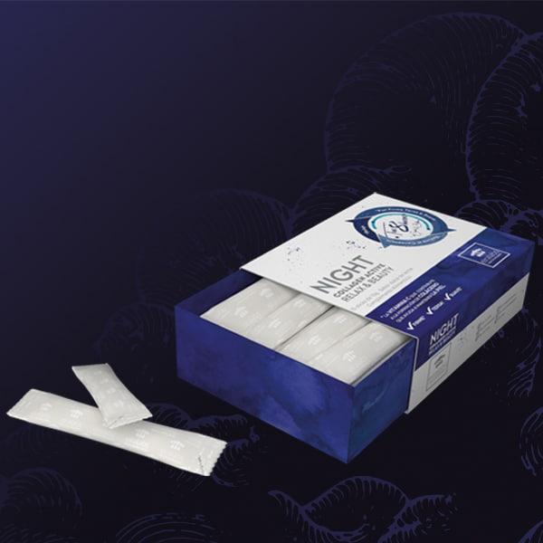 Night Collagen Active Monodosis