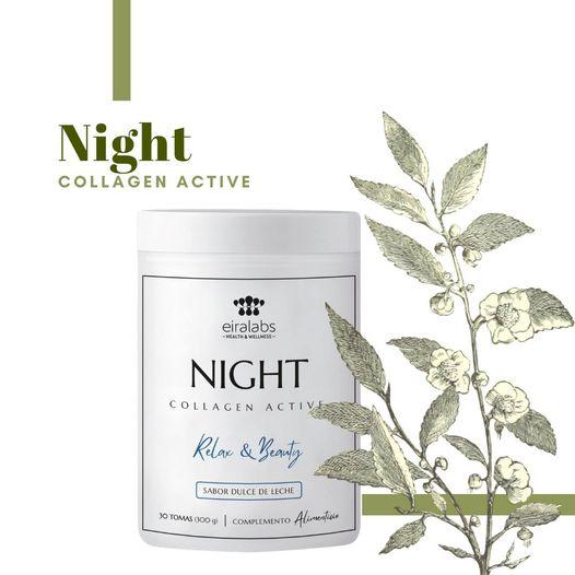 night colagen face 3