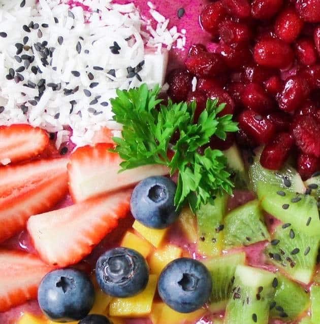 alimentación saludable organismo